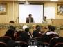 دیدار فعالین دانشجویی با حاج حسین یکتا