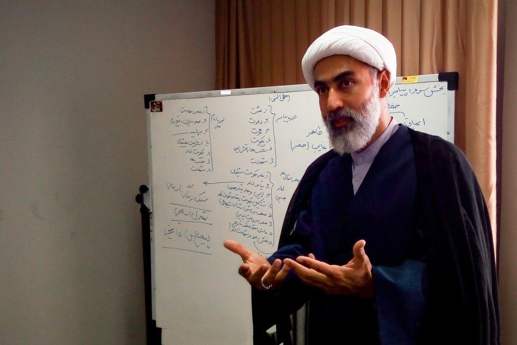حجت الاسلام جدیدی